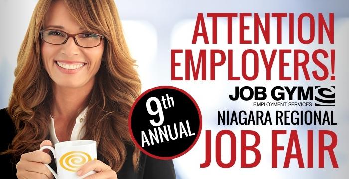 9th Annual Niagara Regional Job Fair