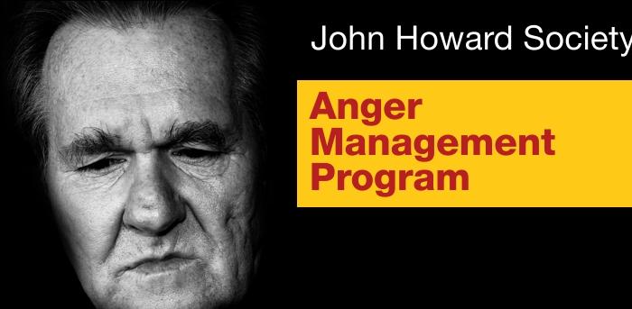 john howard society anger management program