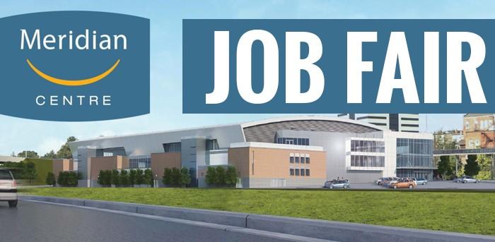 Meridian Centre Job Fair 2017
