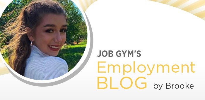 Employment Blog by Brooke