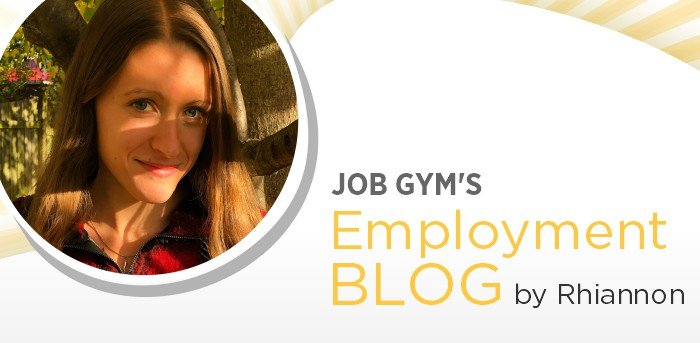 Employment Blog by Rhiannon
