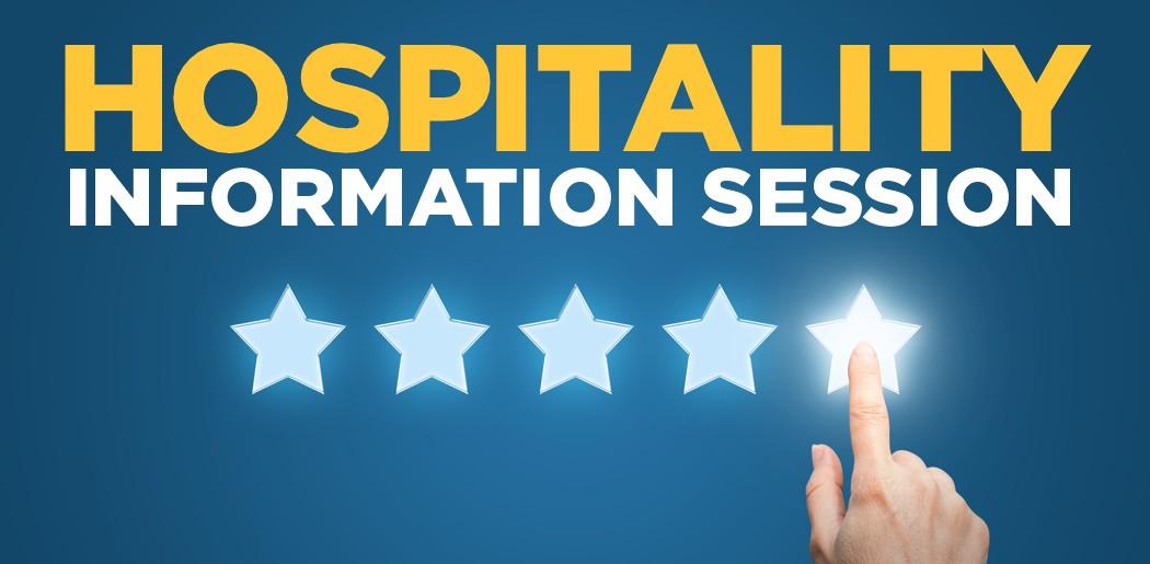Hospitality Information Session (OTEC)