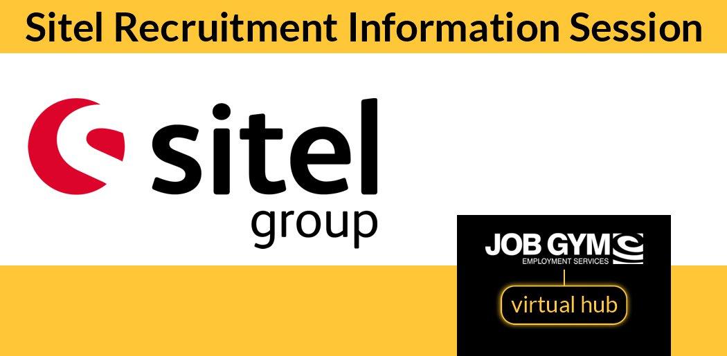 Sitel Group is Hiring!
