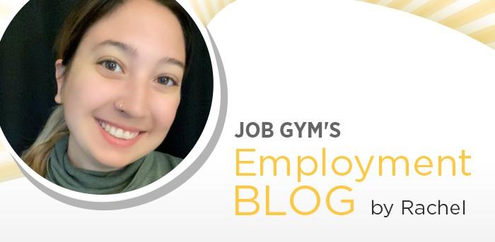 Employment Blog by Rachel
